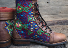 Load image into Gallery viewer, Size 37 Gypsy Boots Colourful