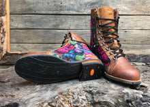 Load image into Gallery viewer, Size 39 Wanderer Boots Colourful