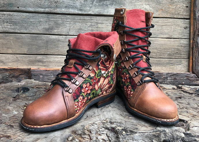 Size 39 Gypsy Boots Nature