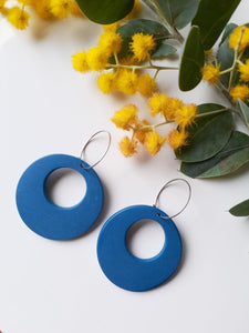 Locally Handcrafted Hoop Earrings