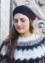 Load image into Gallery viewer, Bolivian Aplaca Knitted Beanie