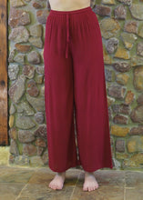 Load image into Gallery viewer, Crepe Pants - Crimson