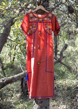 Load image into Gallery viewer, Romina Maxi Dress in Rust