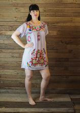 Load image into Gallery viewer, Little Frida shift Dress - Light Lilac