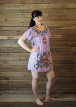 Load image into Gallery viewer, Little Frida shift Dress - Lilac