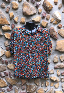 Medium Love Shirt - Tiny Flower Garden