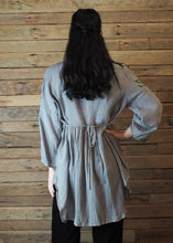 Load image into Gallery viewer, Mexicana Loose Tunic - Grey