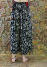 Load image into Gallery viewer, Tribal Pants with Pom Poms - Paisley