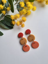 Load image into Gallery viewer, Locally Handcrafted Pendant Earrings