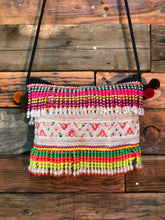 Load image into Gallery viewer, Hill Tribe Clutch-long coloured beads