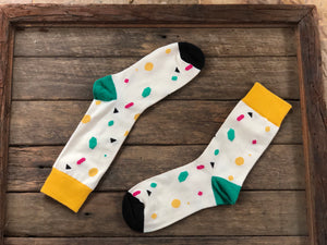 Pastel party Socks