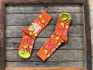 Exotic bird Socks
