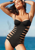SEXY CUT OUT ONE PIECE SWIMWEAR