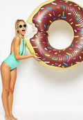DONUT BEACH AND POOL FLOATERS