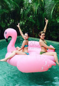 SMALL FLAMINGO BEACH AND POOL FLOATERS