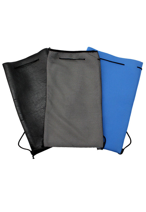 NEOPRENE DRAWSTRING BAG