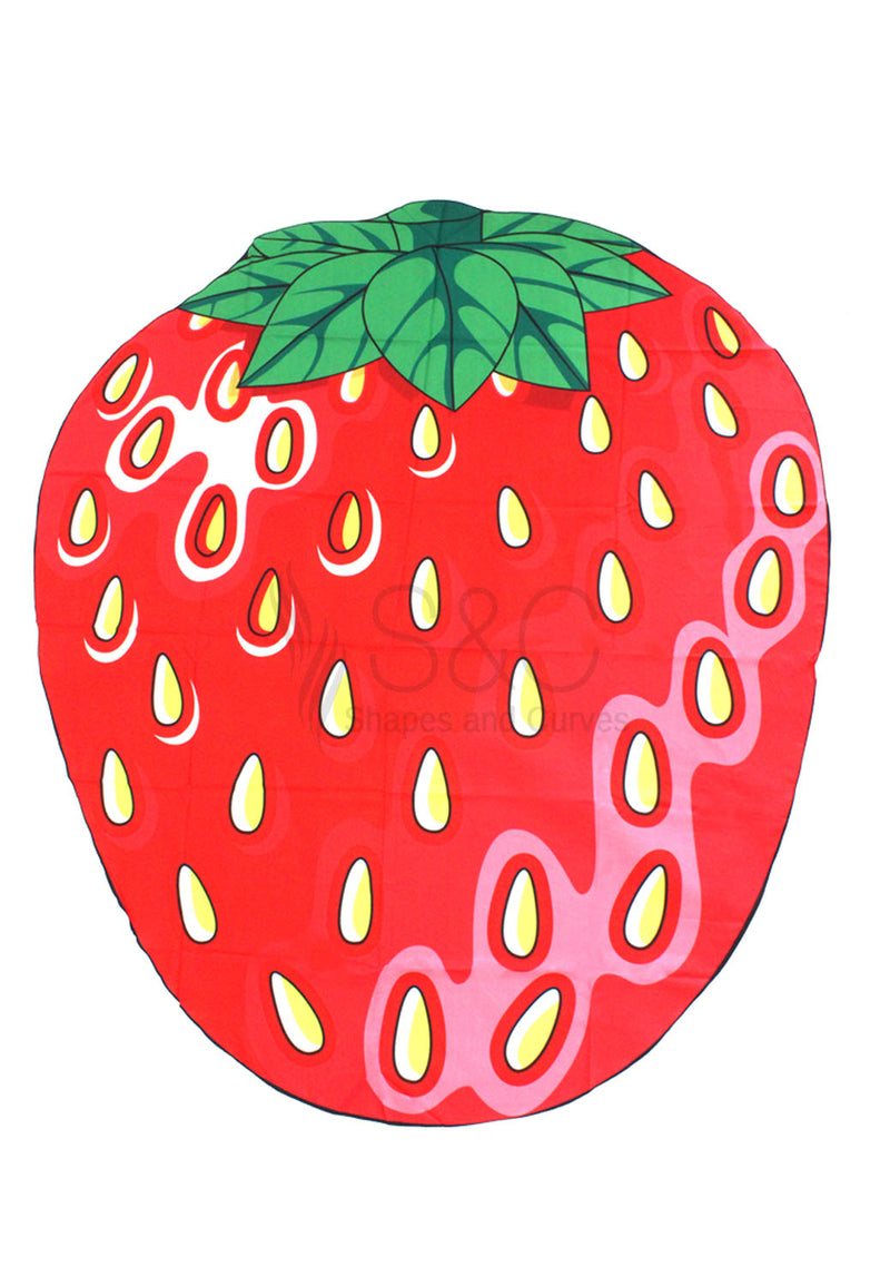 STRAWBERRY BEACH MAT
