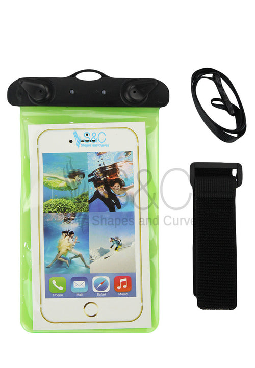 WATERPROOF MOBILE DRY BAG