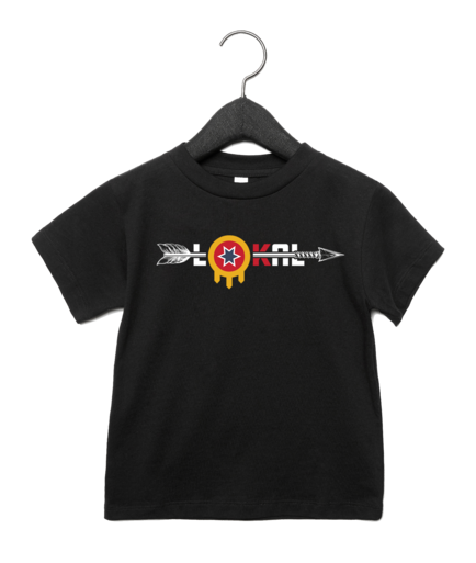 Tulsa Flag Toddler Tee