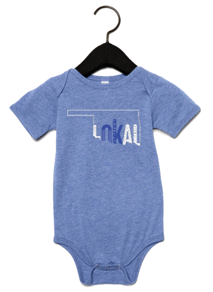 Skyline Series Infant Onesie