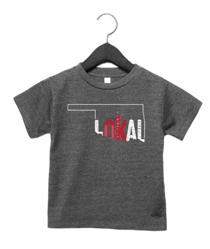 Skyline Series Toddler Tee