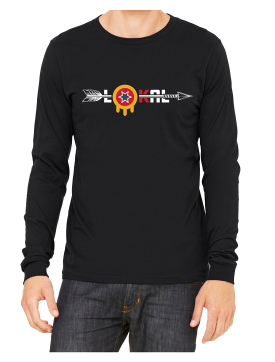 Tulsa Flag Long Sleeve