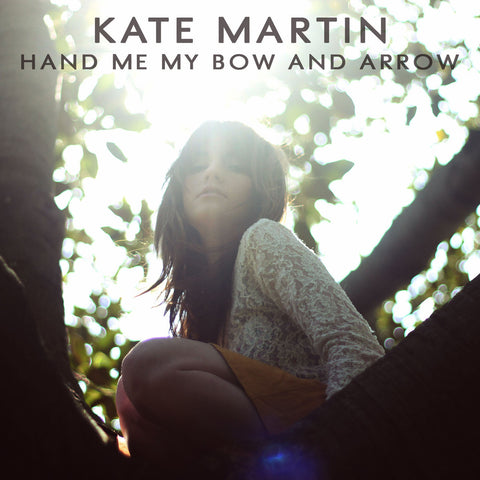 Hand Me My Bow And Arrow (CD)