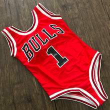 Bulls One Piece Swimsuit