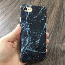 Luxury Marble Stone Cases For iPhone 7 6 6S Plus 8