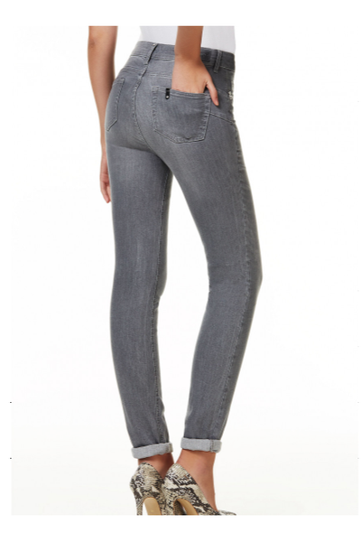 Magnetic Bottom Up Jeans U17001D4053