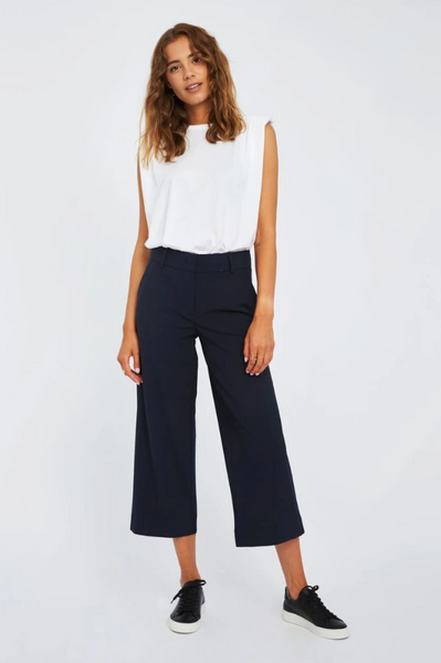 Dena Crop Pant /  Black