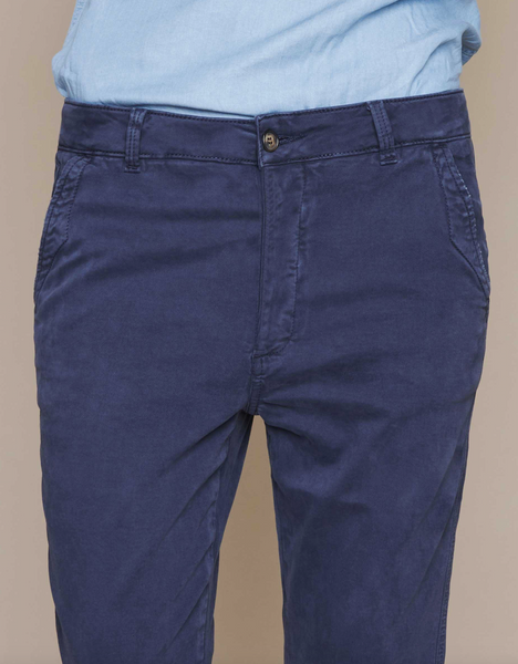 Scott Tappered Chino Pants / Vintage Navy