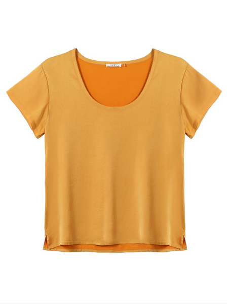 Sack's Naal Round Neck t-Shirt Honey