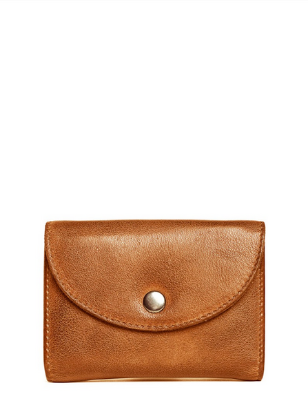 Sticks & Stones Antwerp Wallet Cognac