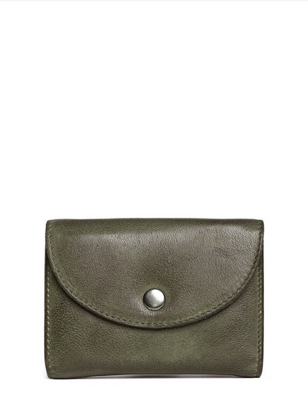 Sticks & Stones Antwerp Wallet Olive