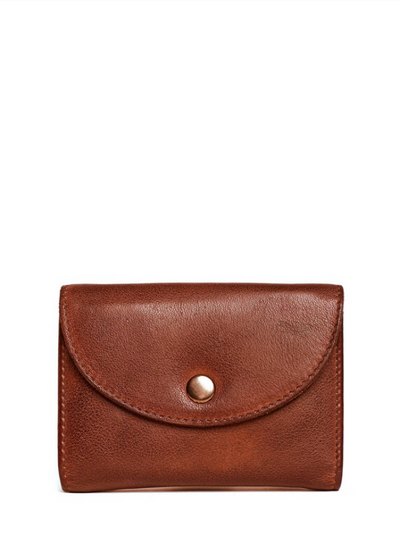 Sticks & Stones Antwerp Wallet Mustang