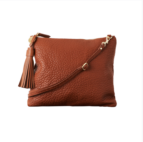 Jem Rust Bubble Clutch