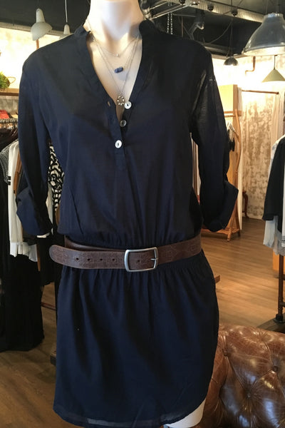 Leila Shirtdress