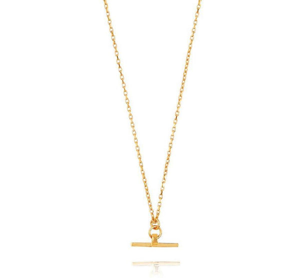 Linda Tahija Valentina Necklace Gold