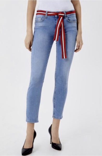 Ideal Eco Friendly Skinny Jeans / Blue Rochel