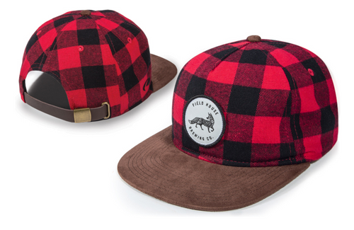 ADJUSTABLE HAT 5-PANEL