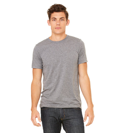 Bella + Canvas Triblend Short-Sleeve T-Shirt (3413C)