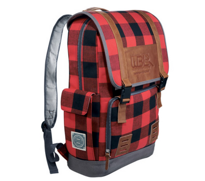 "Campster 17"" Computer Backpack"