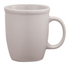 Cafe Au Lait Ceramic Mug 12oz