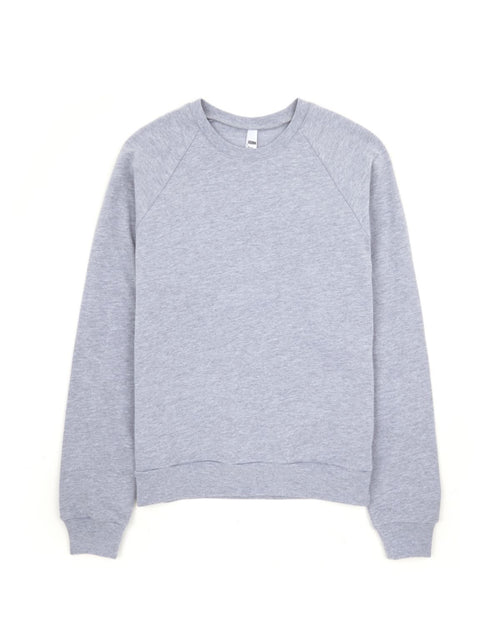 Drop Shoulder Pullover Crewneck (F496)