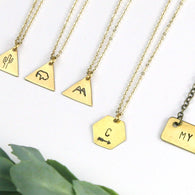 Stamped Necklaces