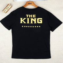 The KING and The QUEEN T-Shirts