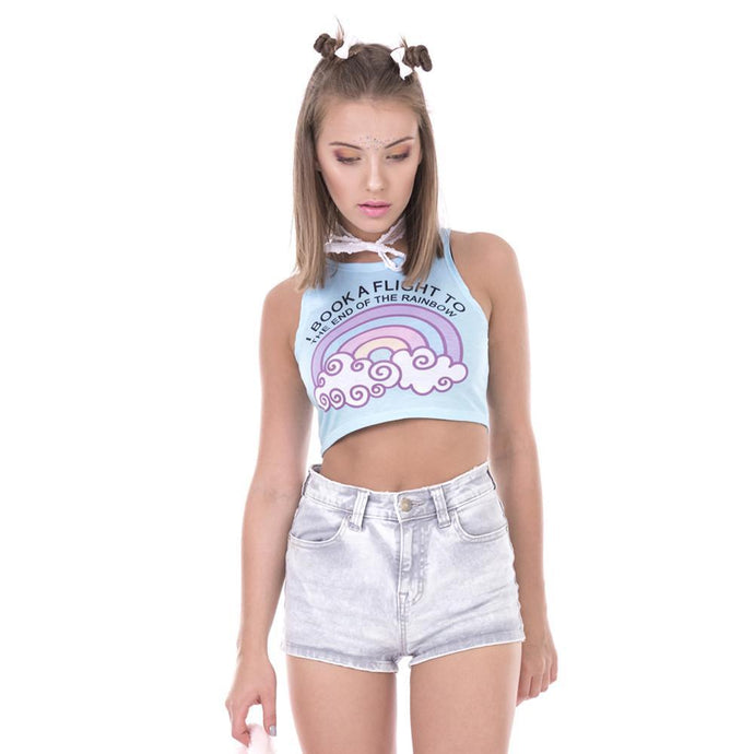Flight to the end of the Rainbow