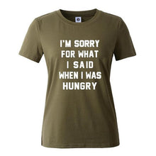 I'M SORRY FOR WHAT I SAID Shirt