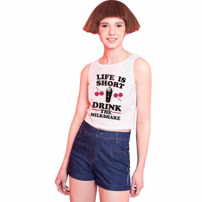 Life is short shirt